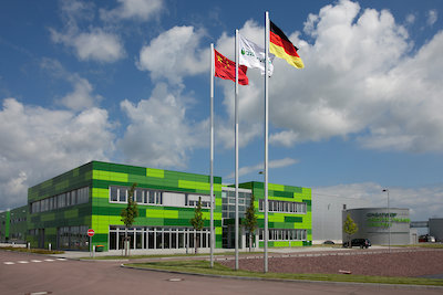 Greatview commits to Carbon-Free Electricity in its German Factory